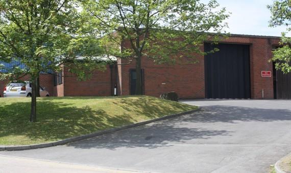 Boundary Estate Millfield Estates door