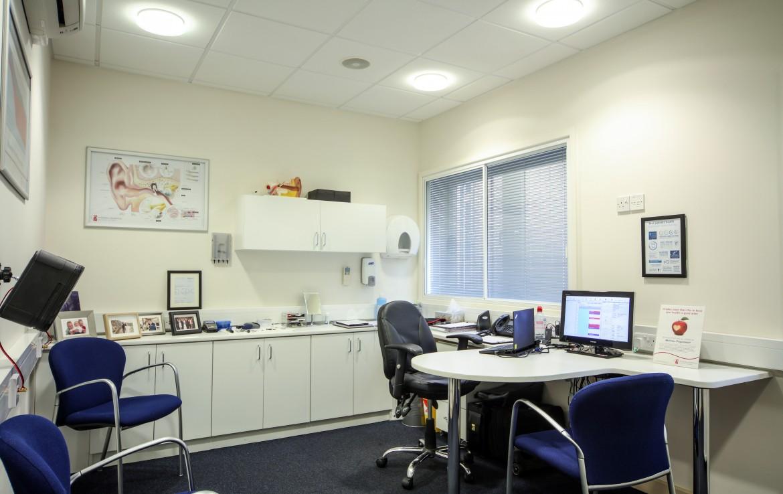 Millfield Estates Moorland House Examination Room