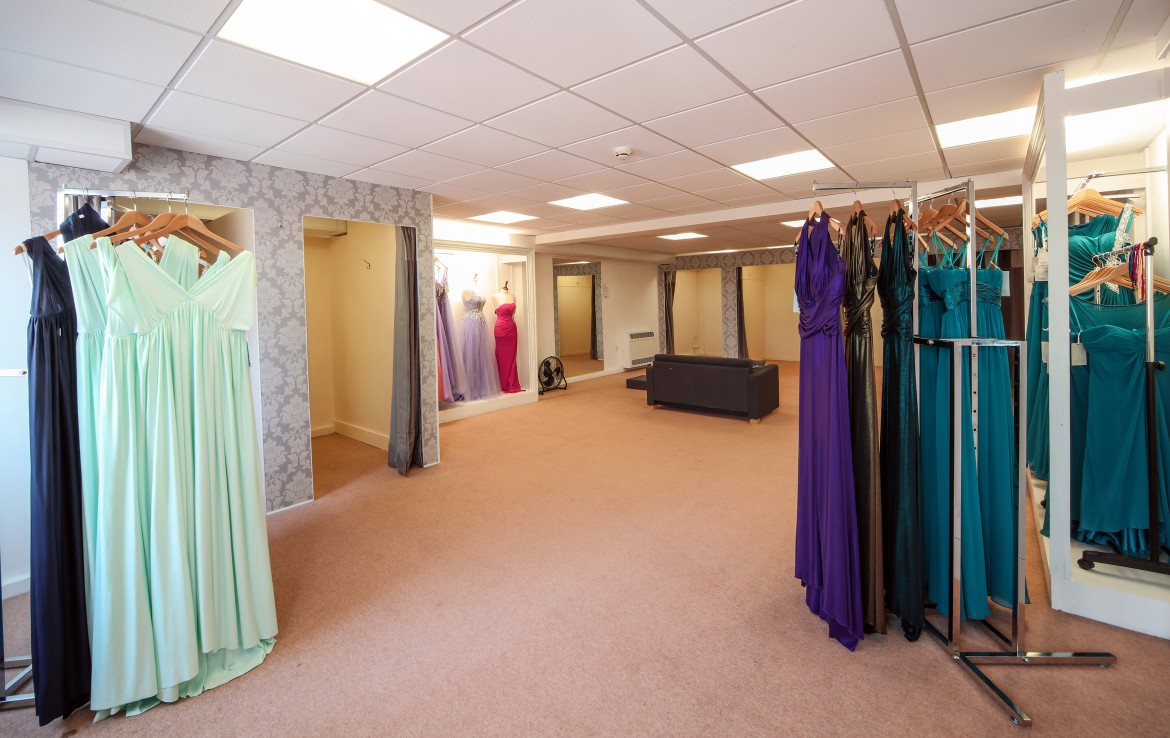 Millfield Estates Moorland House Changing Rooms