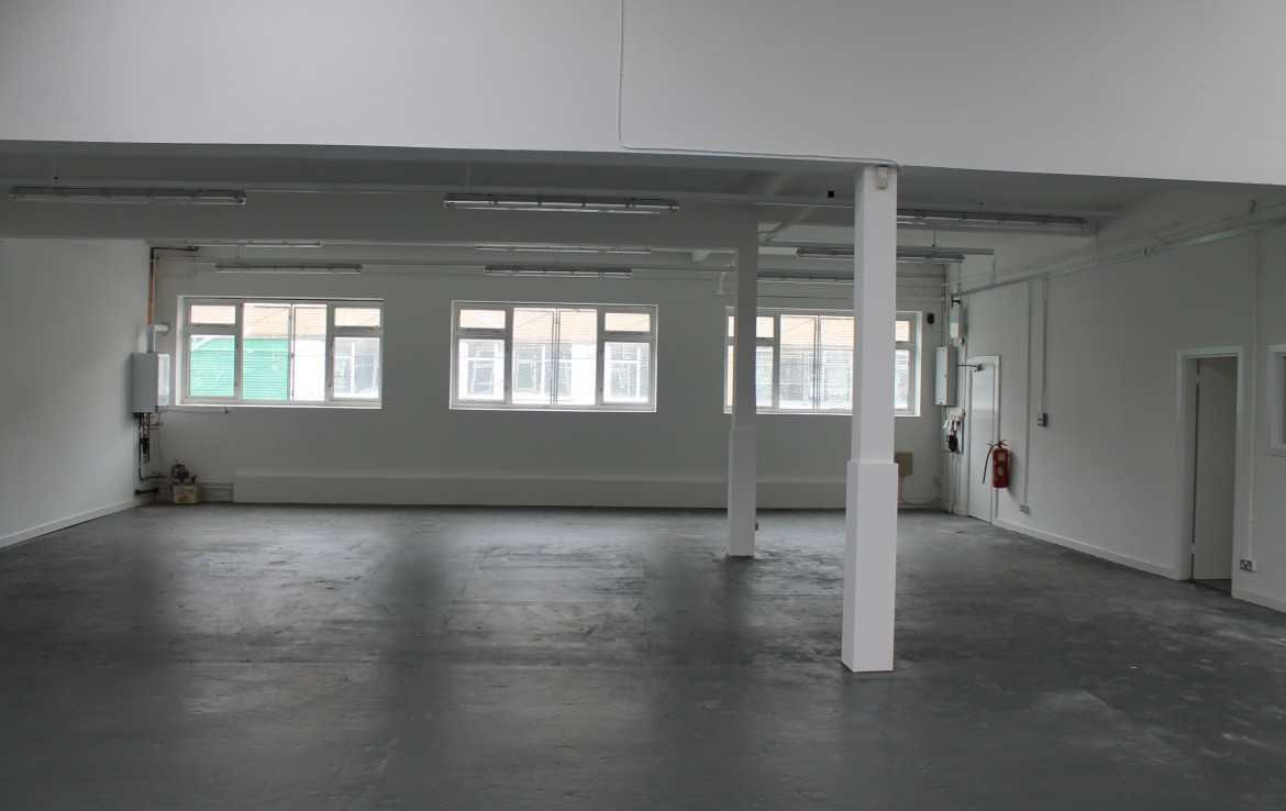 Longford Trading Estate Vacant Warehouse