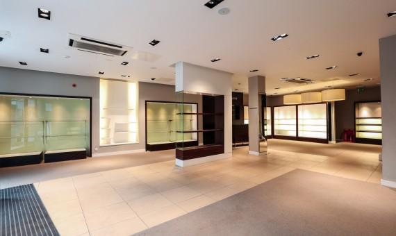 Nottingham Listergate retail space