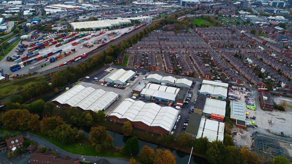 Longford Trading Estate - Millfield Estates