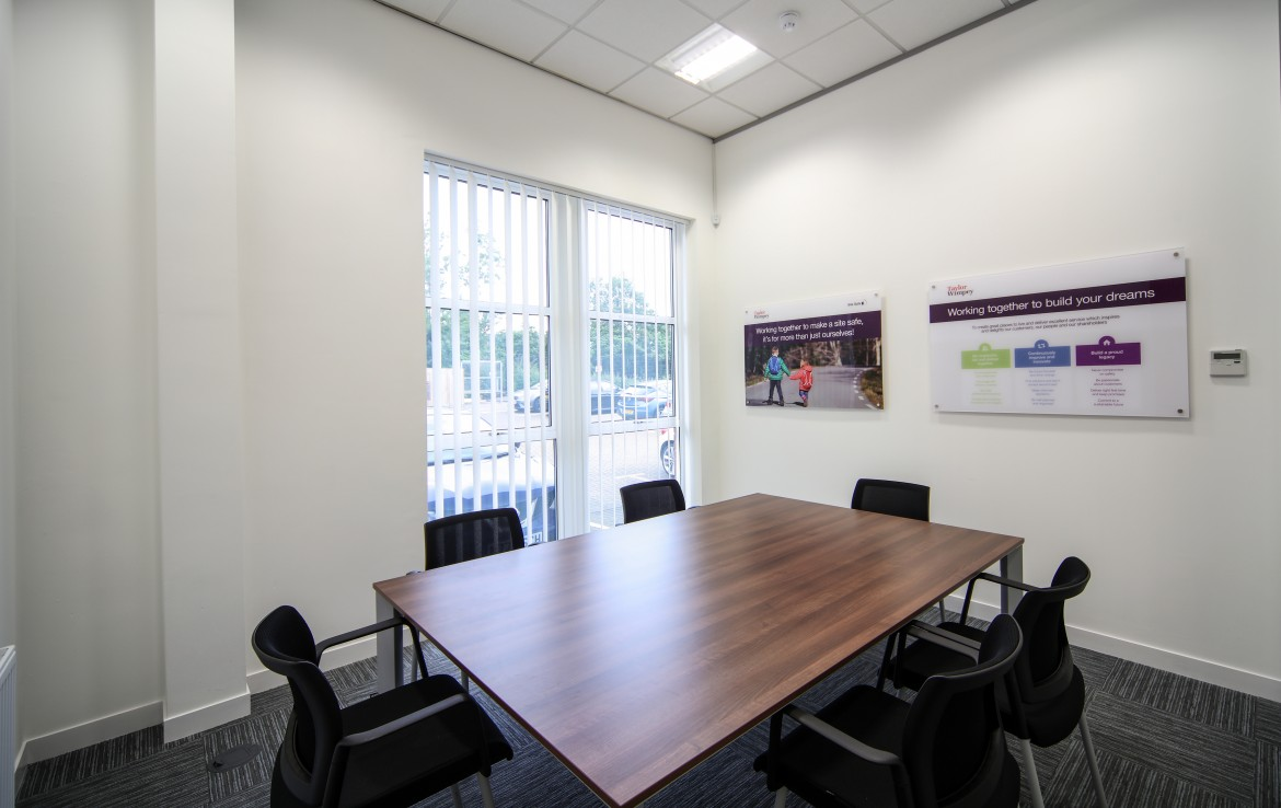 Millfield Estates Rapier House Office Space