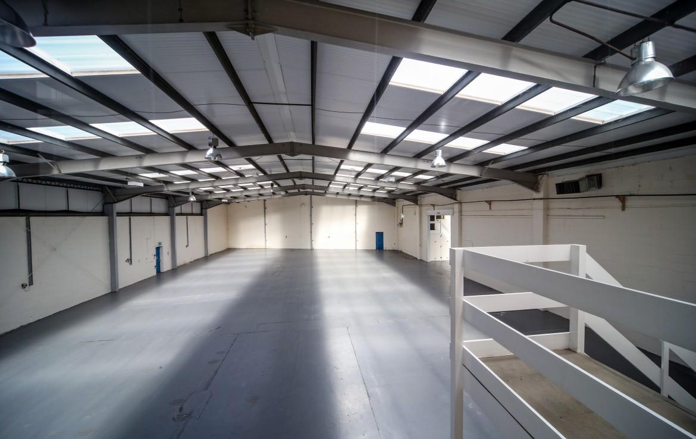 Millfield Estates Roundwood Warehouse