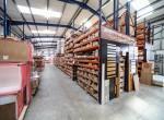Millfield Estates Lodge Bank internal warehouse overview 4