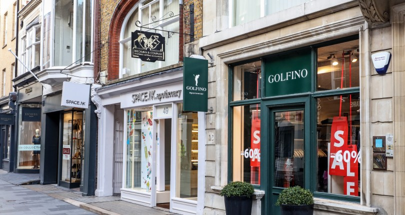 Boutique women's jewellers comes through the doors at South Molton Street this December